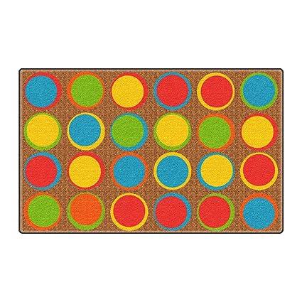 Amazoncom Flagship Carpet Children Learning Floor Playmat Nylon