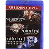 Resident Evil: Damnation / Resident Evil: Degeneration / Resident Evil: Vendetta - Set [Blu-ray] (Bilingual)