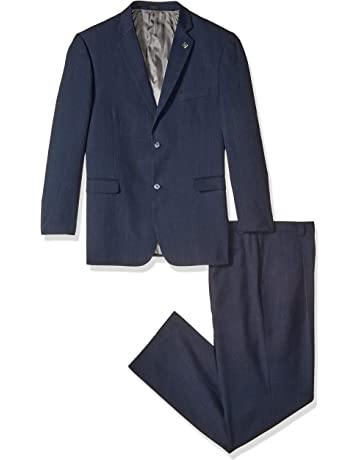 1f3d092bd1 Stacy Adams Men s Big   Tall Suny Vested Three-Piece Suit