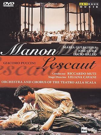 Manon Lescaut (Italian Edition)