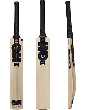Gunn & Moore GM Noir Signature & Noir 606 English Willow Cricket Bat, 2019 Edition