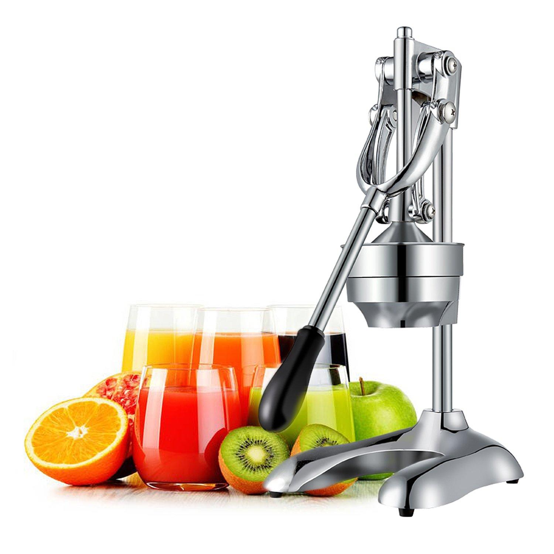 OZAVO Exprimidor Manual de Palanca Exprimidor de Fruta/Naranja/Granada/Limón Profesional Exprimidor