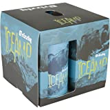 Grizzly IceAmp Reusable Ice Pack, Set of 4