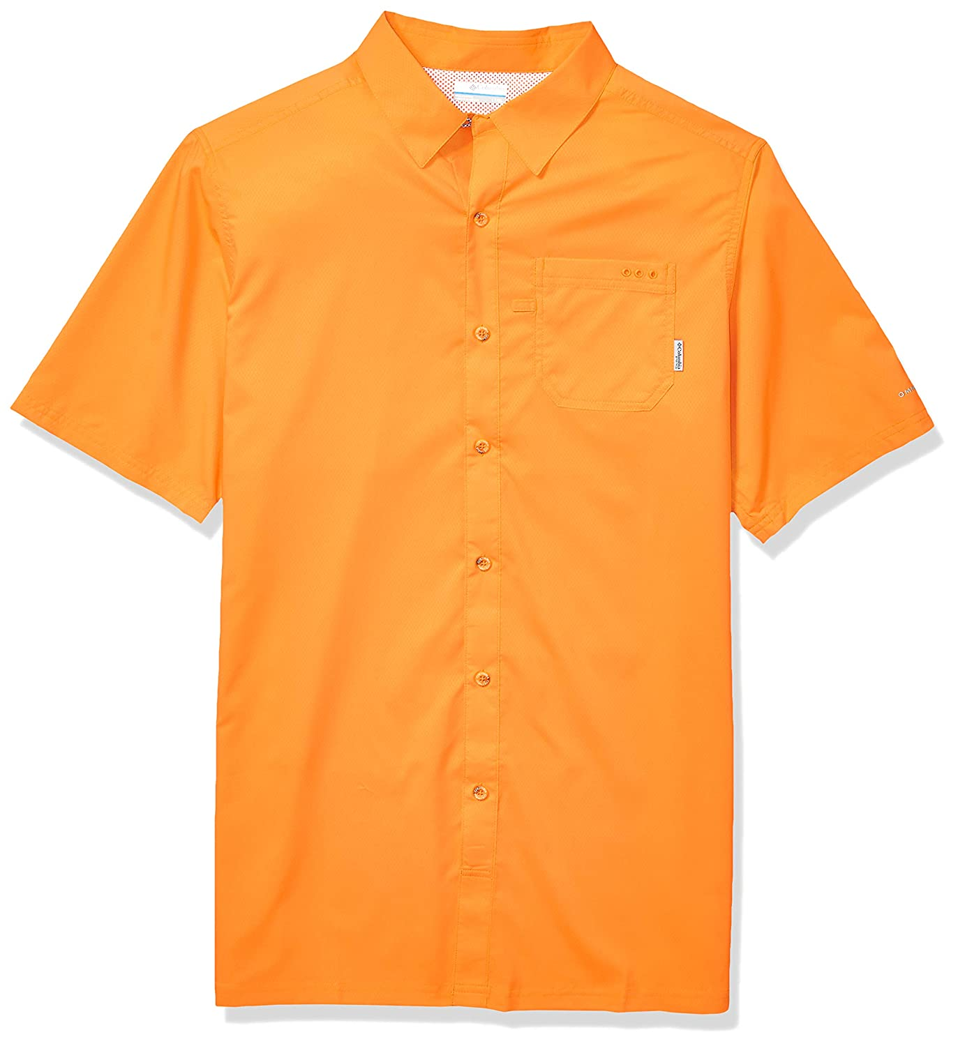 Columbia Men's Slack Tide™ Camp Shirt, Koi, Medium
