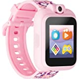 PlayZoom 2 Kids Smartwatch - Video Camera Selfies STEM Learning Educational Fun Games, MP3 Music Player Audio Books Touch Scr