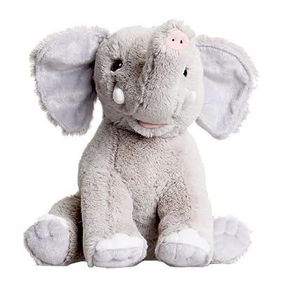 Éléphant en peluche 25cm - kit pour réaliser créer un ours en peluche, ours animaux en peluche à rembourrer - pas de couture