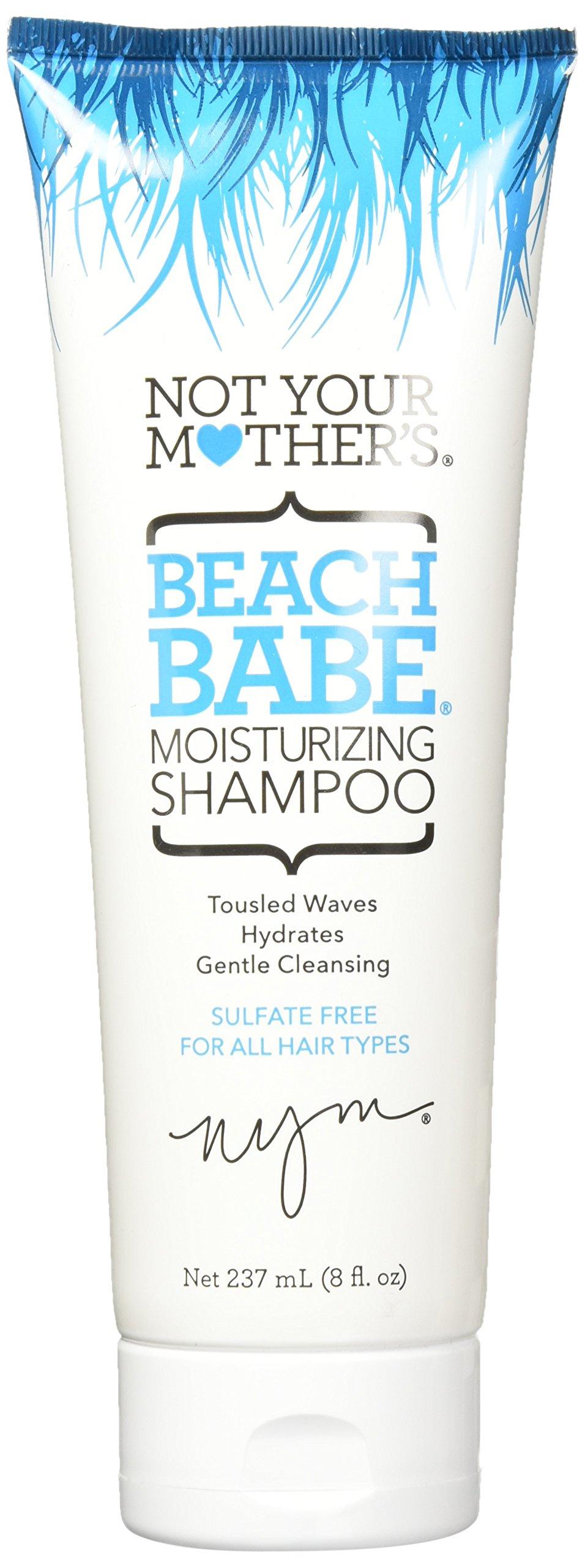 Not Your Mothers Shampoo Beach Babe Moisturizing 8 Ounce (235ml)