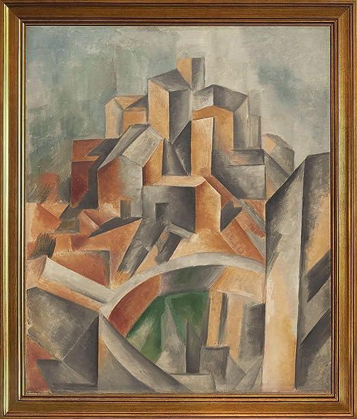 Berkin Arts Marco Pablo Picasso Giclee Lienzo Impresión Pintura ...