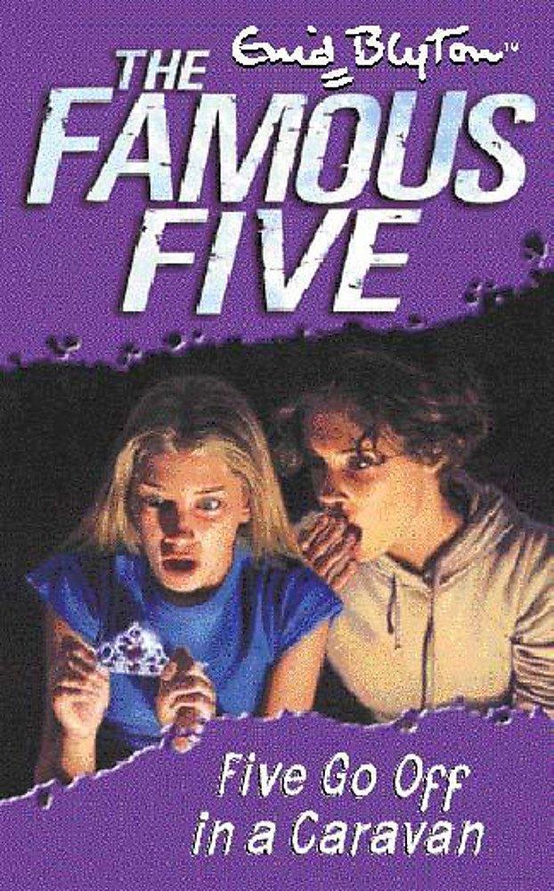 Download Five Go Off in a Caravan (Famous Five) pdf epub