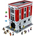 LEGO Ghostbusters Firehouse Headquarters Building Kit