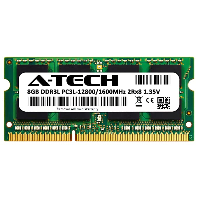 Amazon.com: SODIMM - Memoria DDR3 para ordenador portátil ...