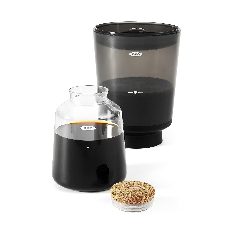 7. OXO Brew Compact Cold Brew Coffee Maker: