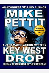 KEY WEST DROP (Jack Marsh Action Thrillers Book 3) Kindle Edition