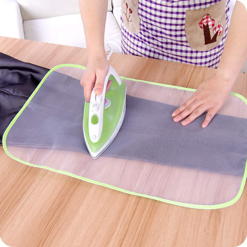 NNMNBV Housse de Protection pour Table à Repasser Couleurs aléatoires en Maille Filet de Protection Isolante