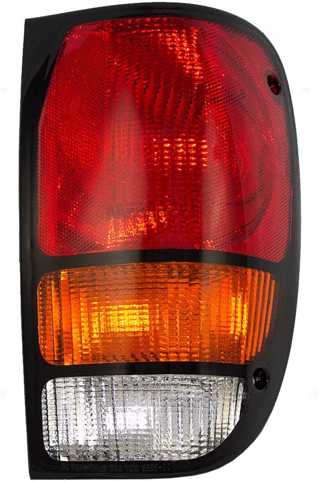 Partslink MA2800108 OE Replacement Tail Light MAZDA MAZDA PICKUP 1994-2000