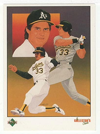 Amazoncom Jose Canseco Baseball Card 1989 Upper Deck 670 Nmm