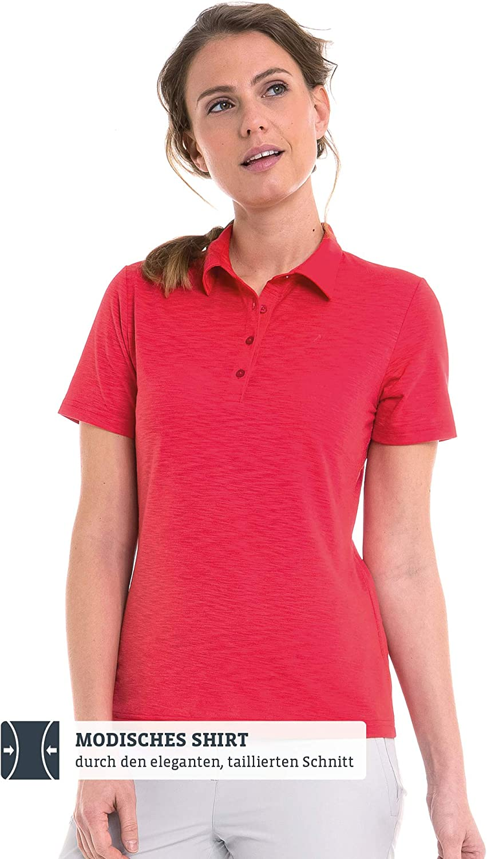 Sch/öffel Damen Capri1 Polo Shirt