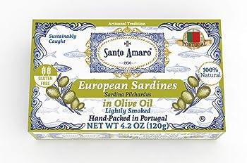 SANTO AMARO Canned Sardine