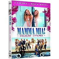 MAMMA MIA COLEÇÃO 2 FILMES DVD