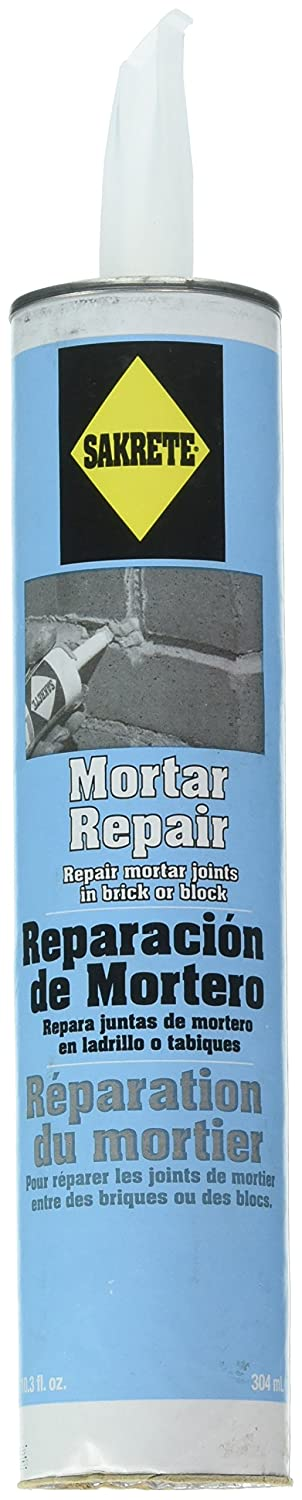 SAKRETE OF NORTH AMERICA 65450016 10.3 oz Tube Mortar Repair Caulk