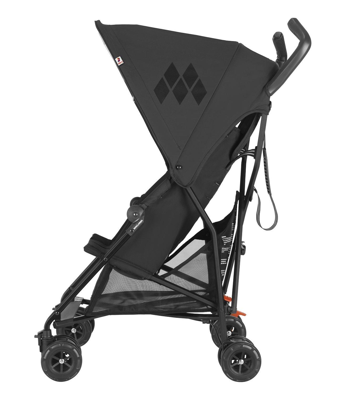 Amazon.com: Maclaren Mark II Carriola, Negro: Baby