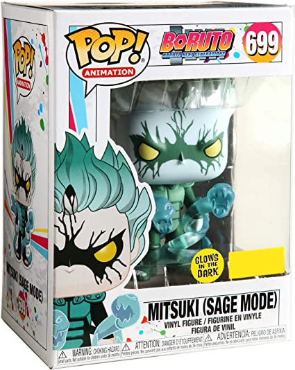 Multicolor Funko Pop Modelo: 45426, Sarada Uchiha Animaci/ón: Boruto