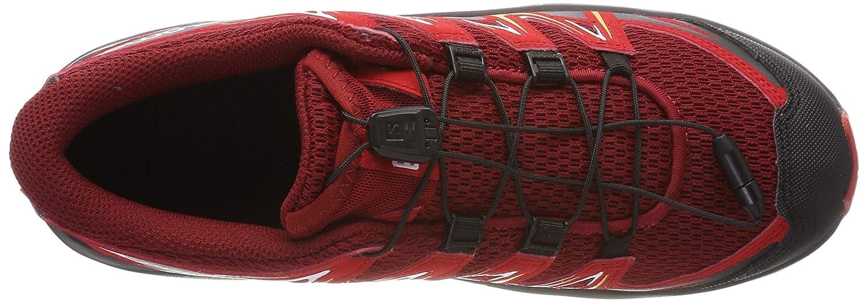 SALOMON Unisex Kids/' Xa Pro 3D J Trail Running Shoes