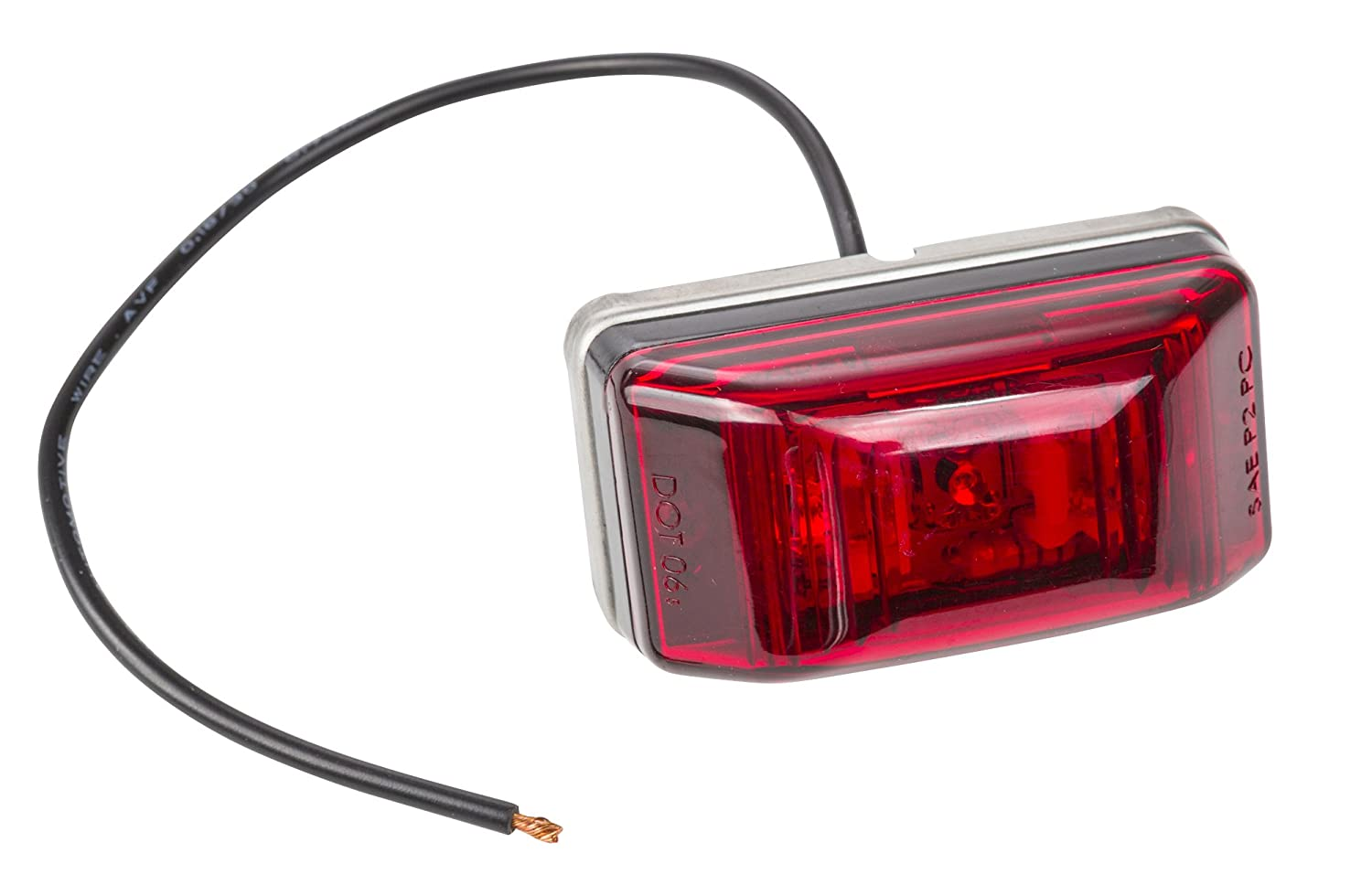 Red Reese Towpower 8608600 LED Stud Mount
