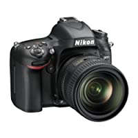 Nikon D610 Digital SLR Camera with 24-85mm Lens Kit (24.3MP) 3.2 inch LCD
