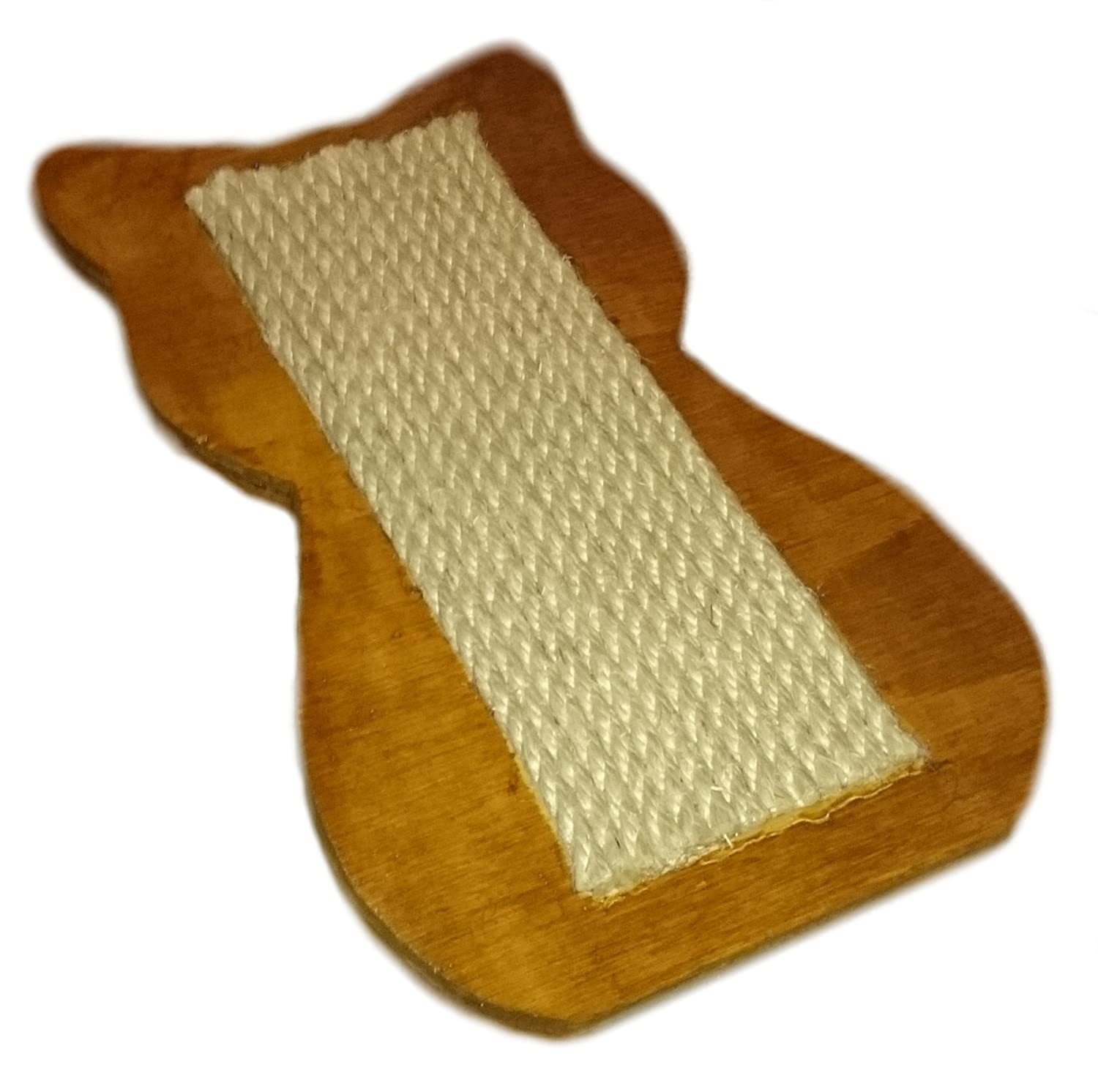 Cat Shaped Cat Scratch Board by Playtime4Pets