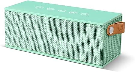 Fresh N Rebel Rockbox Brick Fabriq Edition Peppermint Kabelloser Bluetooth Lautsprecher Audio Hifi