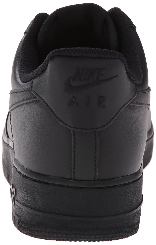 Nike Herren AIR Force 1 '07 Turnschuhe, Schwarz, Schwarz, Schwarz, Eu 78c473