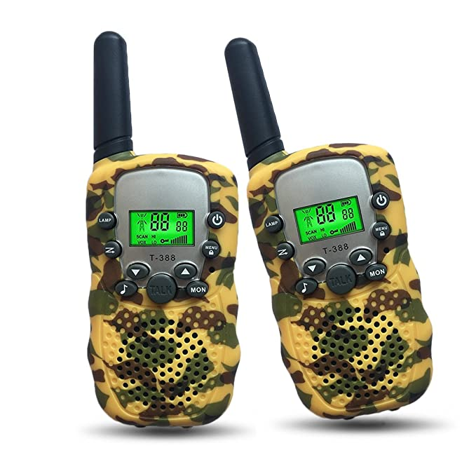 Amazon Boys Toys 4 8 Year Old Joyfun Walkie Talkies For Kids 2