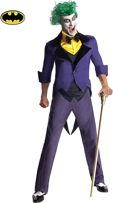 Rubies Disfraz de Joker para Adulto: Amazon.es: Ropa y accesorios