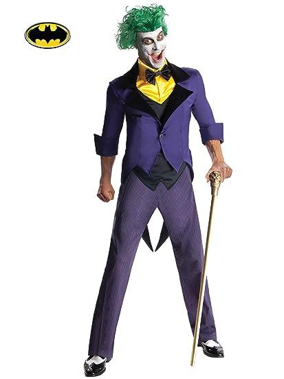 Disfraz de Joker para adulto: Amazon.es: Ropa y accesorios