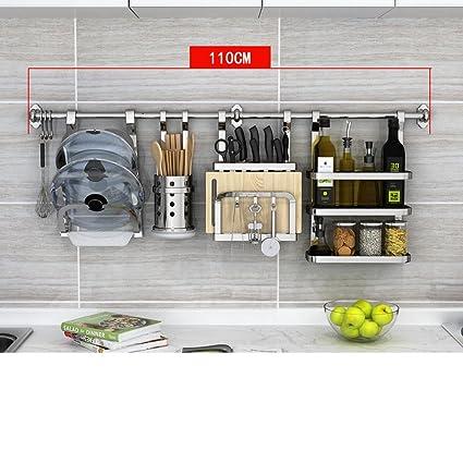 HGNcj Kitchen storage and organization 304 Stainless Steel ...