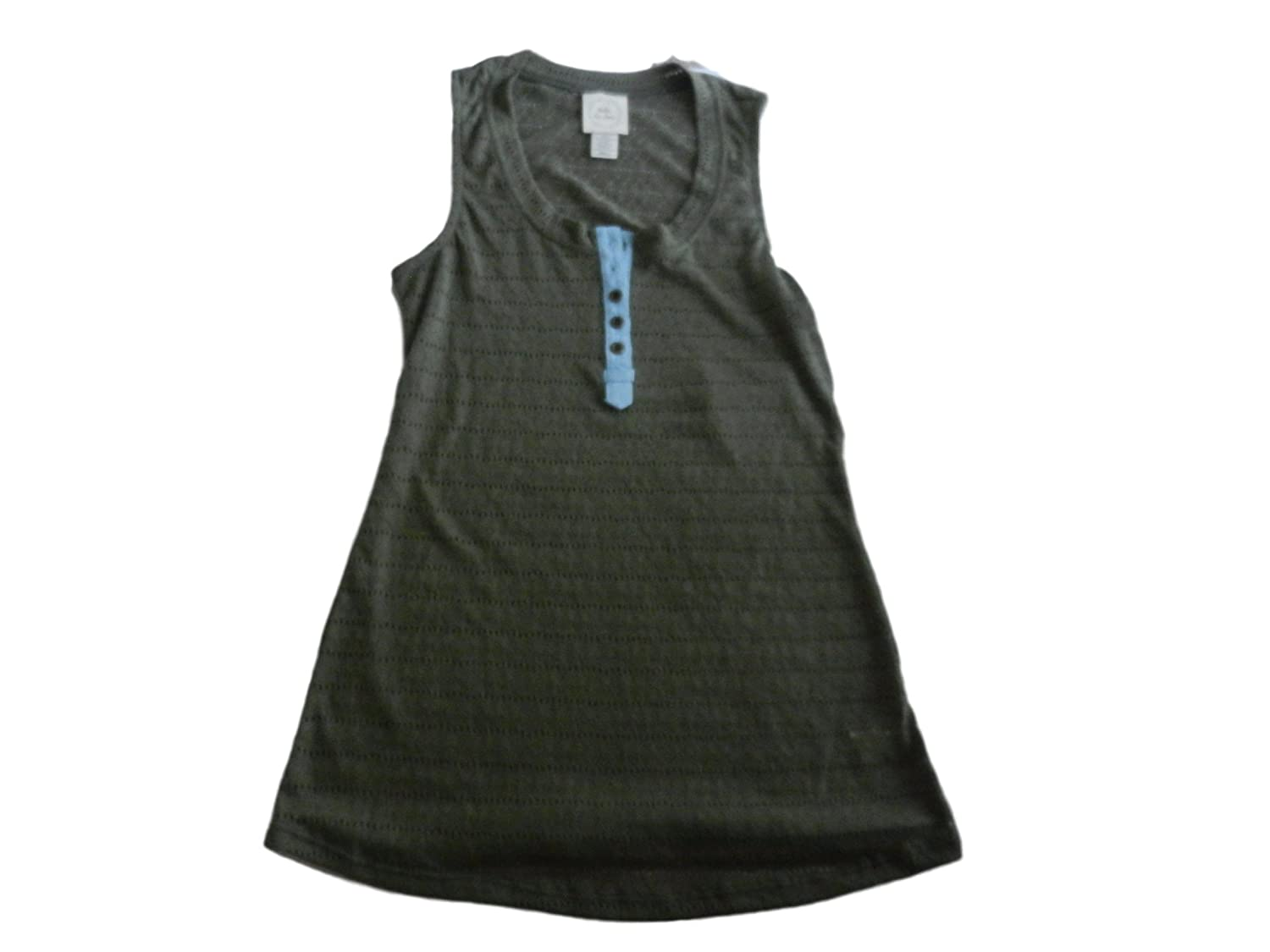 BELLE DU JOUR CARGO GREEN TANK TOP