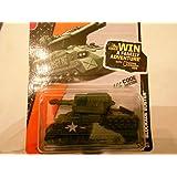 2014 Matchbox MBX Heroic Rescue - Blockade Buster (Military Tank)