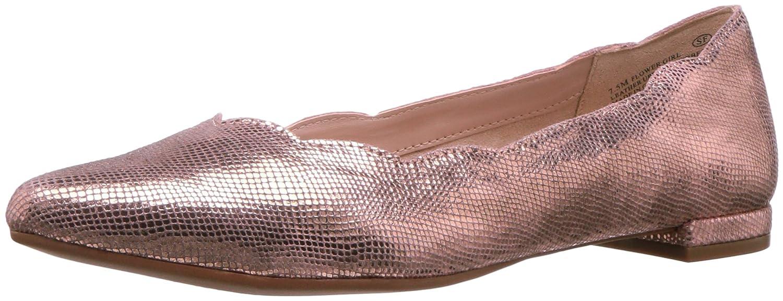 Aerosoles Women's Flower Girl Ballet Flat B073WBGJTL 5 M US Pink/Metallic