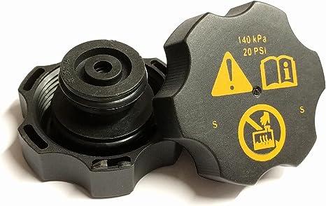 New Radiator Pressure Expansion Water Tank Cap 13502353
