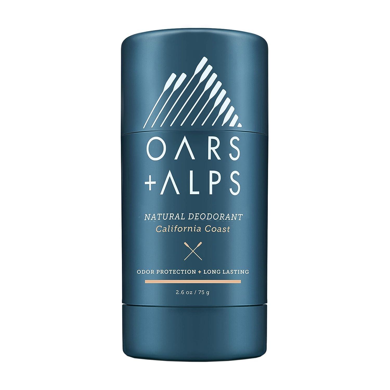 Oars + Alps Natural Deodorant , Allergen-Free Fragrance, Aluminum-Free, Alcohol-Free