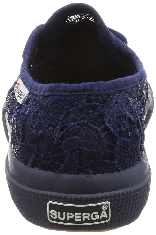 Superga Superga Superga Unisex-Erwachsene 2750 Macramew Sneakers Blau (081) c95d99