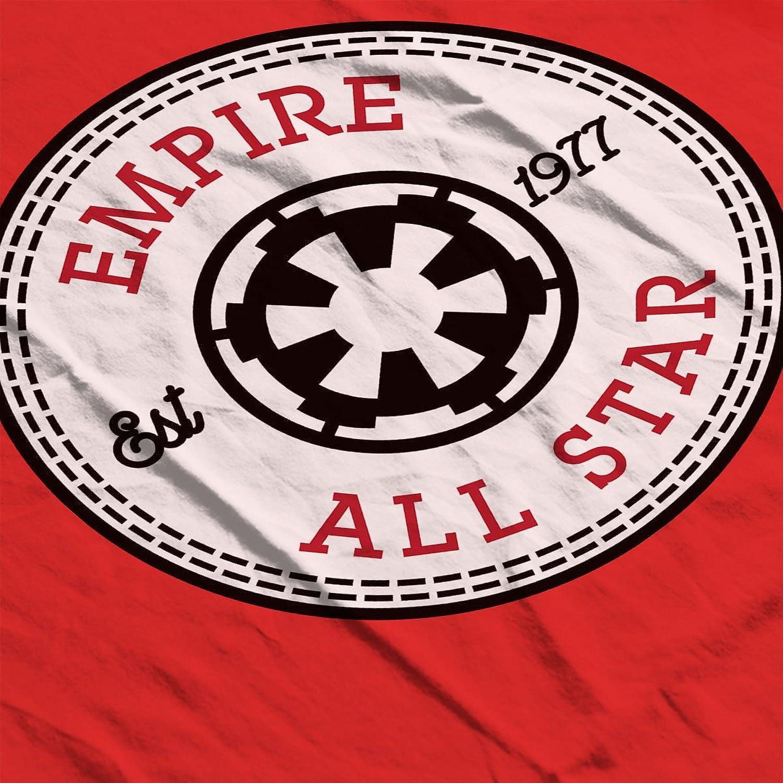 Star Wars Imperial Crest All Star Converse Logo Men's Varsity Jacket:  Amazon.co.uk: Clothing