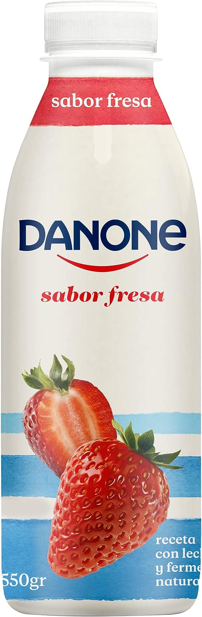 Danone para Beber Fresa, 550g