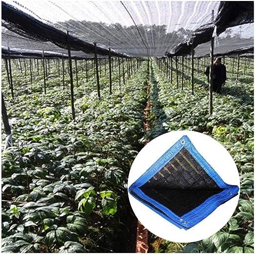 Toldo Vela Tela de Sombra Para Plantas, 80% UV Sombrilla Sombra ...