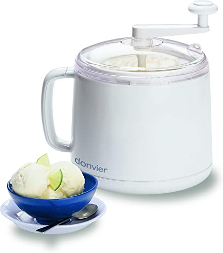Donvier Manual Ice-cream Maker