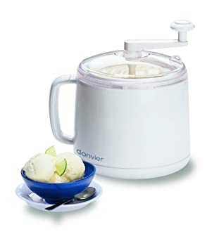Donvier Manual Ice Cream Maker