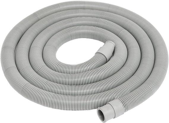 Manguera de desagüe para lavadoras lavavajillas | Longitud: 1,5m ...