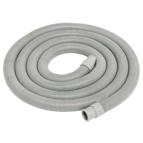 Manguera de desagüe para lavadoras lavavajillas | Longitud: 2,5m ...
