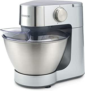 Kenwood KM244 - Batidora amasadora, 900 W, color gris: Amazon.es ...